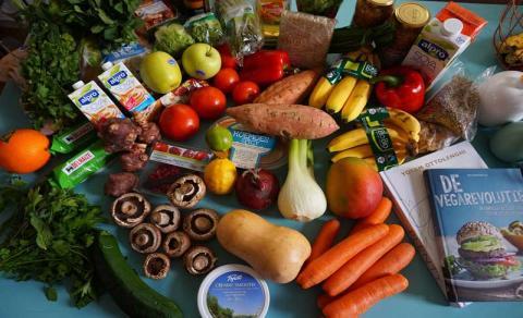 Onko kasvisruokavaliosi riittävän monipuolinen?