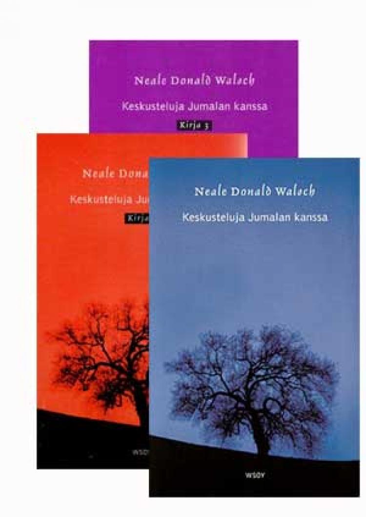 Neale Donald Walsch: Keskusteluja Jumalan kanssa 1-3